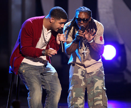 Drake & Lil Wayne. The wait is over. After months of speculation,