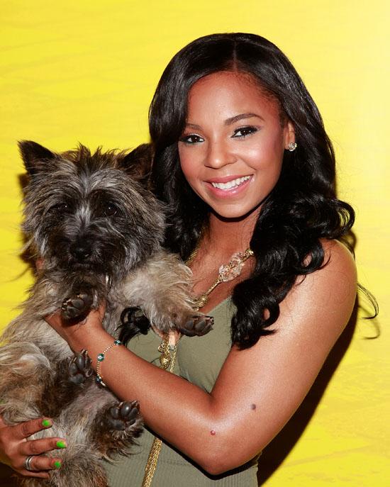 Ashanti & Nigel the Dog // the There's No Place Like Home dog adoption