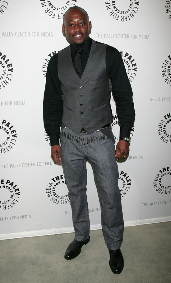 "Omar Epps // The Paley Center For Media Presents The Creative Process: Inside ""House"""