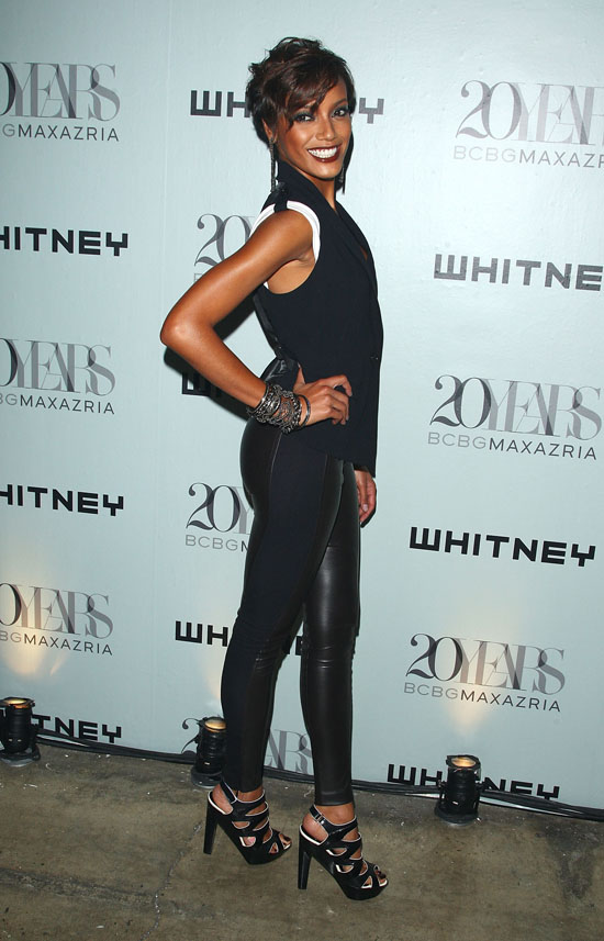 Selita Ebanks // 2009 Whitney Contemporaries Art Party & Auction