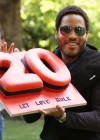 """Lenny Kravitz // Photocall annoucning upcoming """"Let Love Rule 2009 UK Tour"""""""