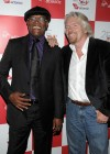 Samuel L. Jackson & Sir Richard Branson // Virgin Atlantic Red Hot Party