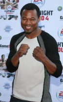 Sugar Shane Mosley // EA Sports\' Launch Party for Fight Night Round 4