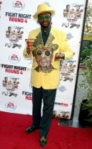 Bishop Magic Don Juan // EA Sports\' Launch Party for Fight Night Round 4