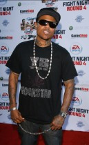 Rapper Ya Boy // EA Sports\' Launch Party for Fight Night Round 4