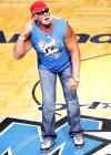 Hulk Hogan at Game 4 of the 2009 NBA Finals in Orlando (June 11th 2009)