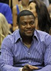 Chris Tucker at Game 4 of the 2009 NBA Finals in Orlando (June 11th 2009)