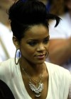 Rihanna at Game 4 of the 2009 NBA Finals in Orlando (June 11th 2009)