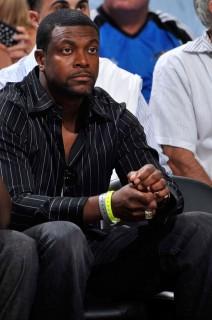 Chris Tucker // Game 5 of the 2009 NBA Finals in Orlando, FL (Lakers vs. Magic - June 14th 2009)
