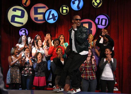 Jamie Foxx on BET's 106 & Park (June 18th 2009)