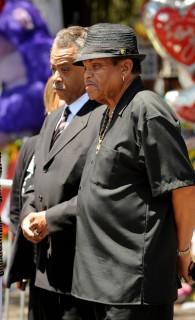 Joe Jackson\'s Press Conference in Encino