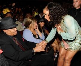 Joe Jackson & Alicia Keys // 2009 BET Awards (Audience)