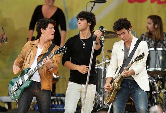 The Jonas Brothers // ABC's Good Morning America (June 12th 2009)