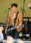 Nick Jonas of the Jonas Brothers The Jonas Brothers // ABC's Good Morning America (June 12th 2009)