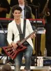 Kevin Jonas of the Jonas Brothers The Jonas Brothers // ABC's Good Morning America (June 12th 2009)