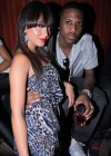 Adrienne Bailon & Fabolous // Jessica White's 25th Birthday Party at Mr. West in NYC