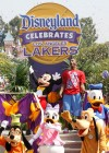 Kobe Bryant at Disney Land following the Lakers Victory over the Magic in the 2009 NBA Championship