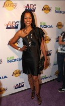 Garcelle Beauvais // Los Angeles Lakers Victory Party at Club Nokia