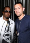 Diddy & Jordan Farmar of the Lakers // Los Angeles Lakers Victory Party at Club Nokia