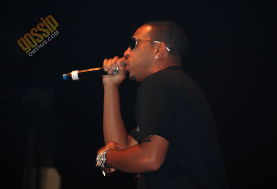 Ludacris // Spingfest 2009 Concert in Greenville, SC