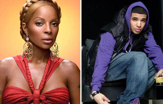 Mary J. Blige // Drake