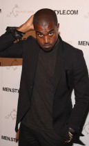 Kanye West // Men.Style.Com\'s 3rd Annual Women of Fashion Event