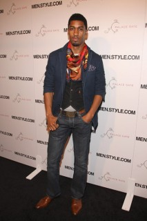 Fonzworth Bentley // Men.Style.Com\'s 3rd Annual Women of Fashion Event
