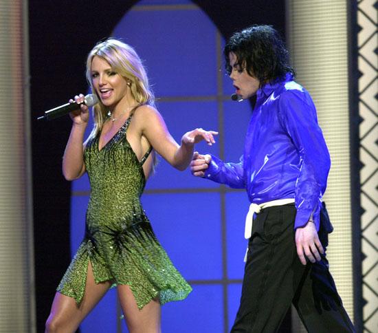 Michael Jackson & Britney Spears