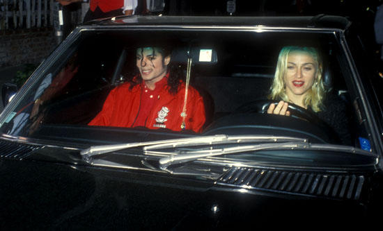 Michael Jackson & Madonna
