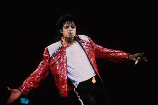 Michael Jackson (circa: 1986)