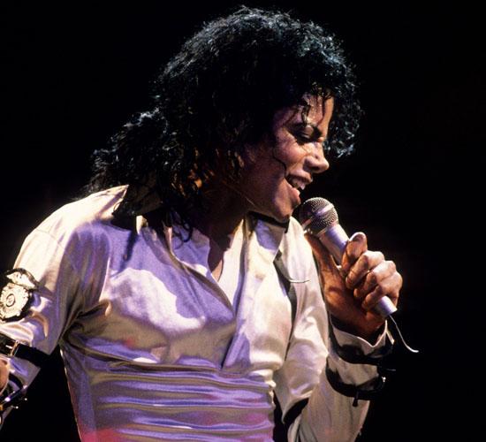 Michael Jackson (circa: 1990)