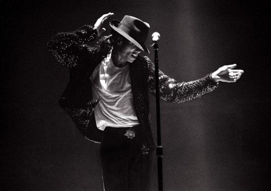 Michael Jackson (circa: 1995)