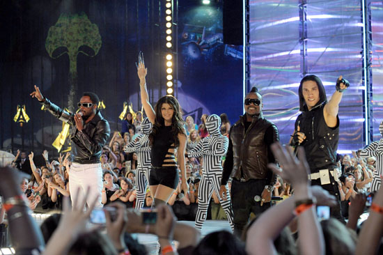 Black Eyed Peas // 2009 MuchMusic Awards (Show)