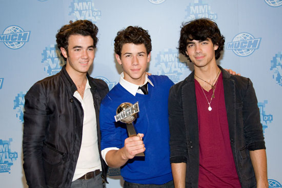 The Jonas Brothers // 2009 MuchMusic Awards (Red Carpet)