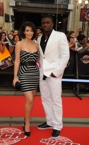 Kim Kardashian & Reggie Bush // 2009 MuchMusic Awards (Red Carpet)