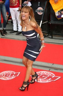 Tila Tequila // 2009 MuchMusic Awards (Red Carpet)