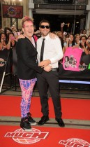 Perez Hilton & Brody Jenner // 2009 MuchMusic Awards (Red Carpet)
