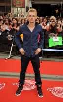 Aaron Carter // 2009 MuchMusic Awards (Red Carpet)