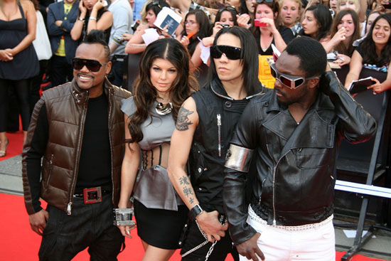 Black Eyed Peas // 2009 MuchMusic Awards (Red Carpet)