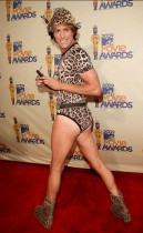 Sacha Baron Cohen // 2009 MTV Movie Awards
