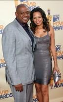 Forrest & Keisha Whitaker // 2009 MTV Movie Awards