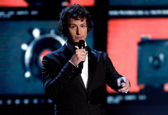 Andy Samberg // 2009 MTV Movie Awards