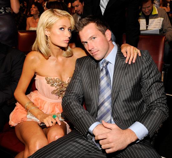 Paris Hilton & Doug Reinhardt // 2009 MTV Movie Awards