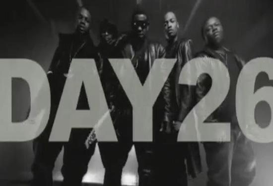 """Day 26 - """"Stadium Music"""" music video"""