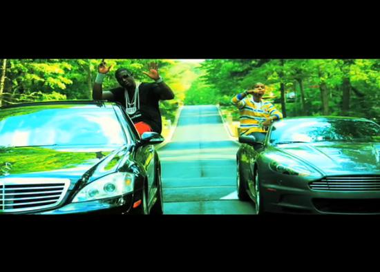 """[MUSIC VIDEO] Gucci Mane F/ Juelz Santana & Big Boi - """"She Gotta Friend"""""""