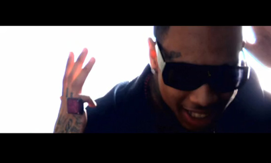 """Tyga - """"My Glory"""" music video"""