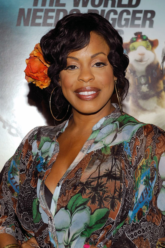 Niecy Nash // Planet Hollywood in NYC (June 4th 2009)