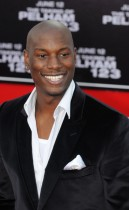 Tyrese // Premiere of Taking of Pelham 1, 2, 3 in Hollywood