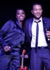 Kelis & John Legend performing // Samsung's 8th Annual Season of Hope Gala