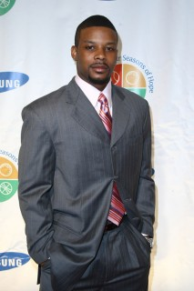New York Jets\' Kerry Rhodes // Samsung\'s 8th Annual Season of Hope Gala